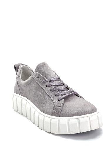 Derimod Kadın Ayakkabı(2350) Casual Gri